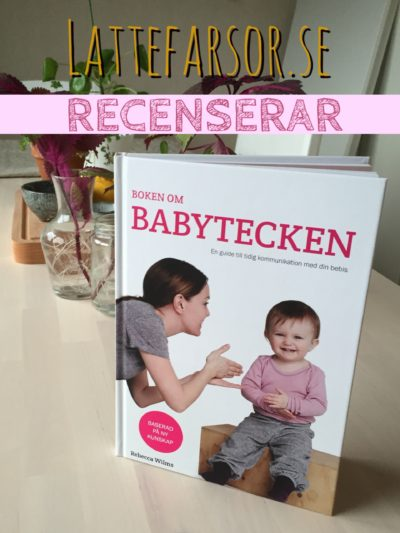 babytecken, Rebecca Wilms, Pappabloggare, bokrecension
