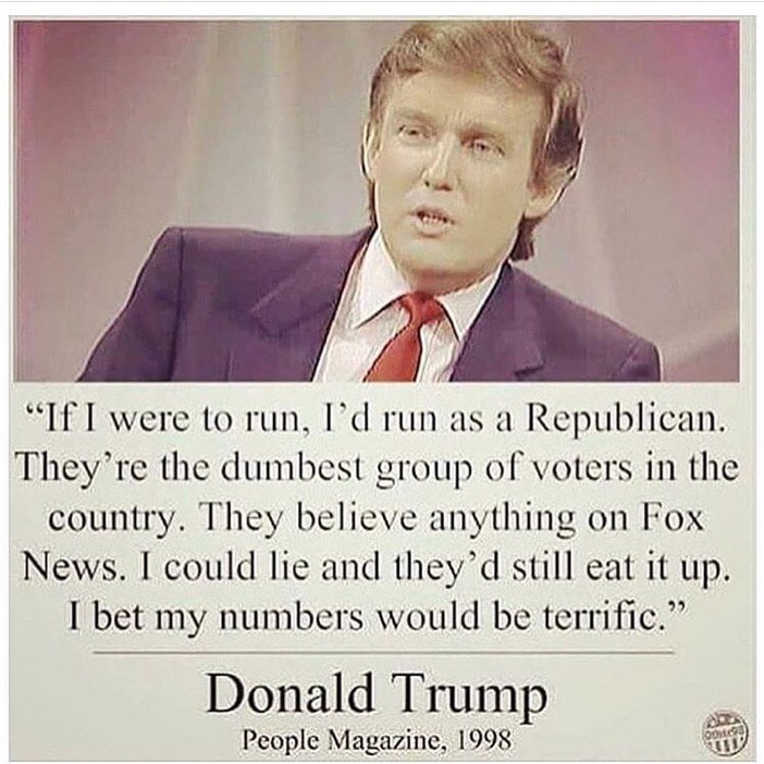 Donald J. Trump, USA, president, dålig stämning,