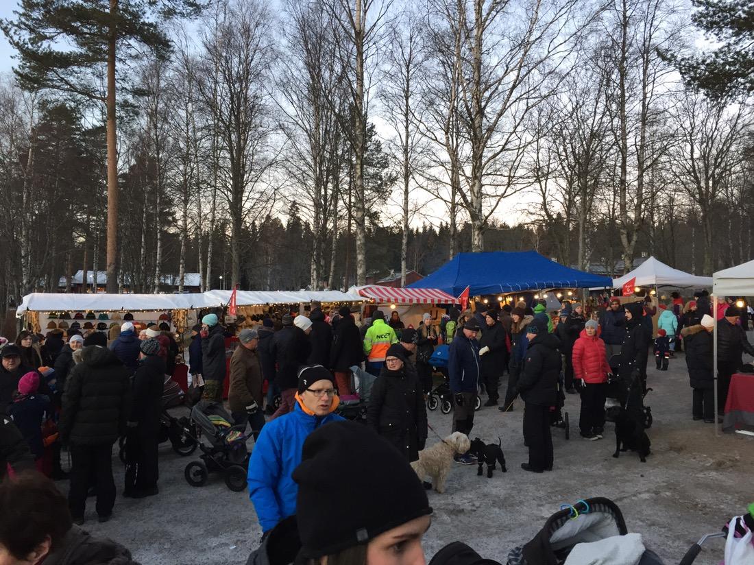 Gammlia julmarknad, Umeå